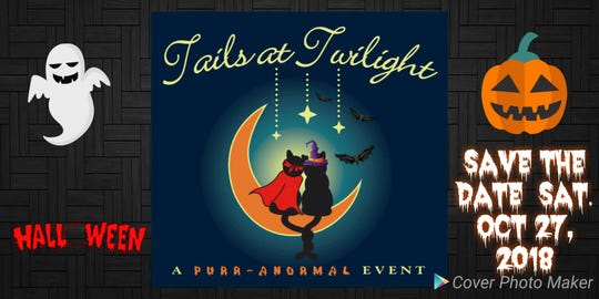 Tails at Twilight is Saturday.