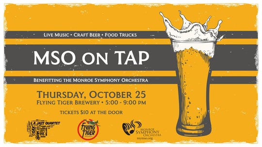 MSO on Tap is Thurday.
