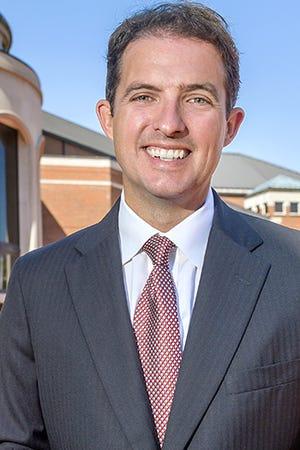Murfreesboro Mayor Shane McFarland