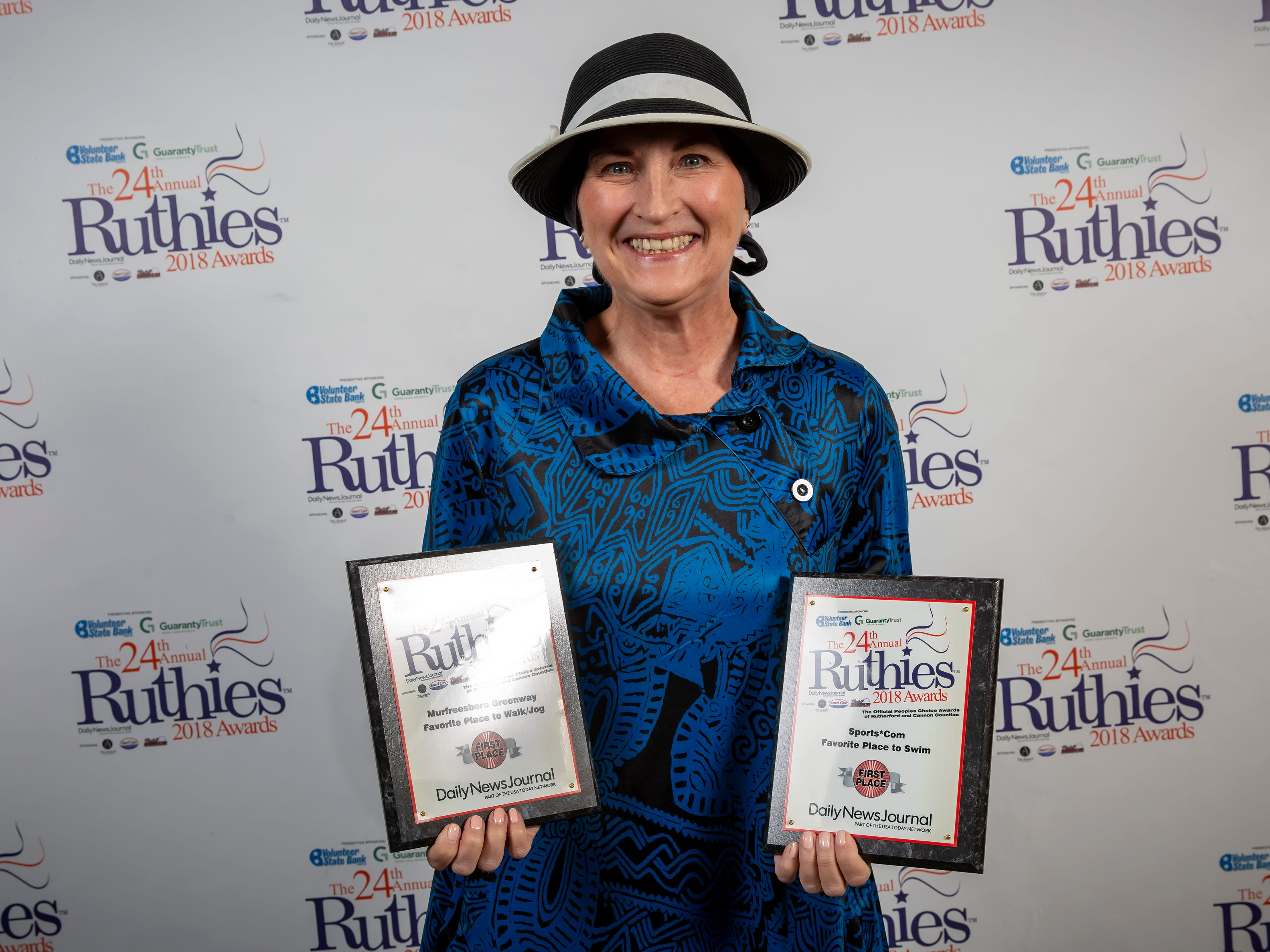 The 24th annual Ruthies Awards were held Tuesday, Oct. 23, 2018 at DoubleTree Hotel in Murfreesboro.