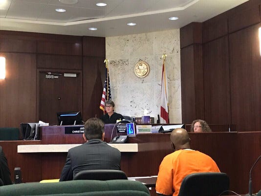Jones re-sentencing
