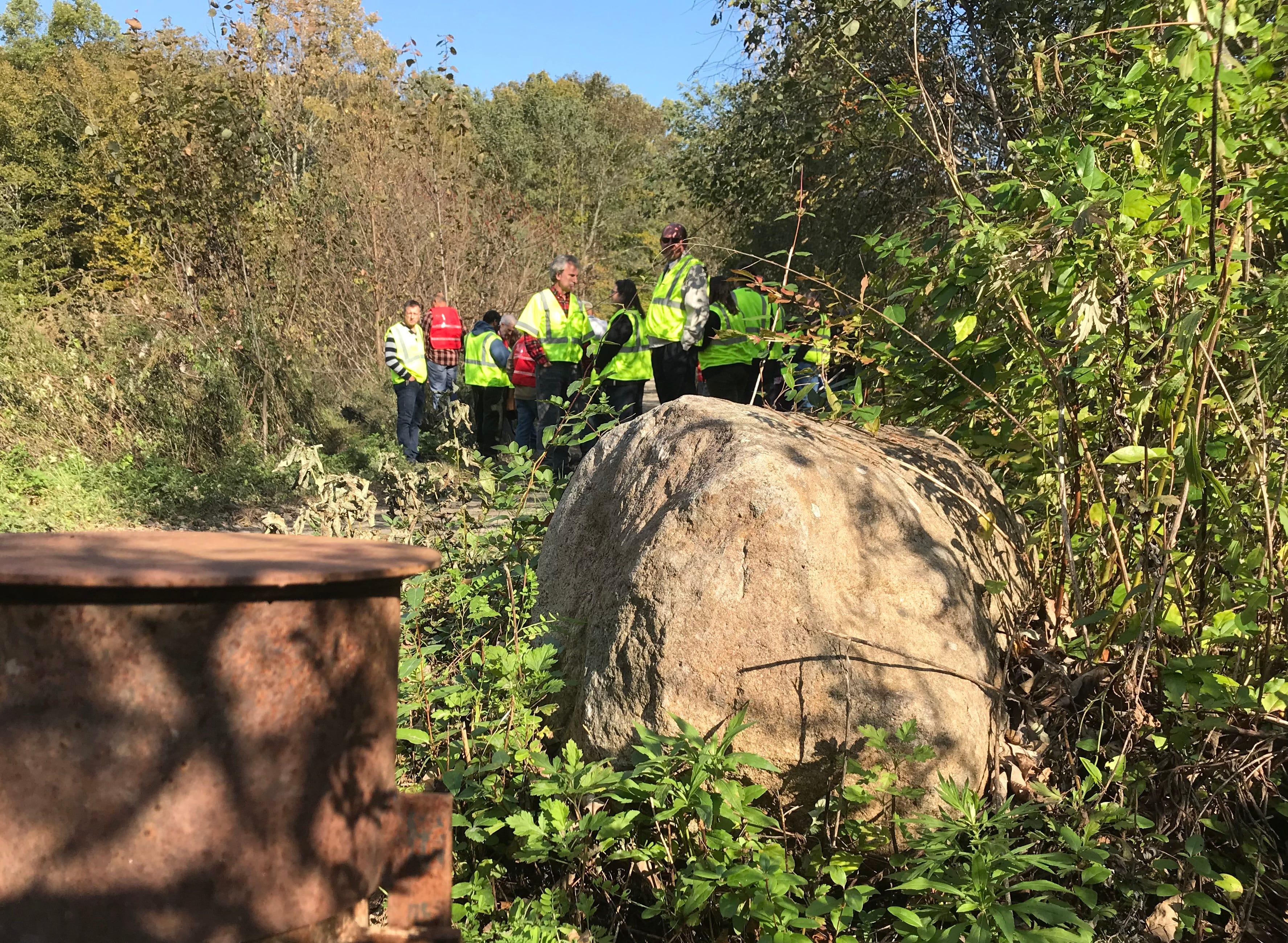 Photos: Ringwood Mines Superfund tour