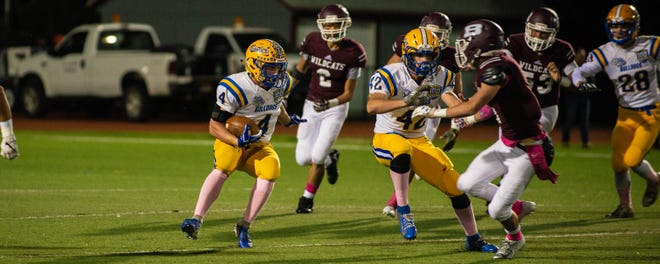 Butler High School football is playing at Hasbrouck Heights on Nov. 13.