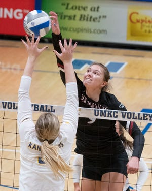 New Mexico State volleyball is hoping to the pack the Pan American Center for its match against Texas-Rio Grande Valley on Saturday at 2 p.m.