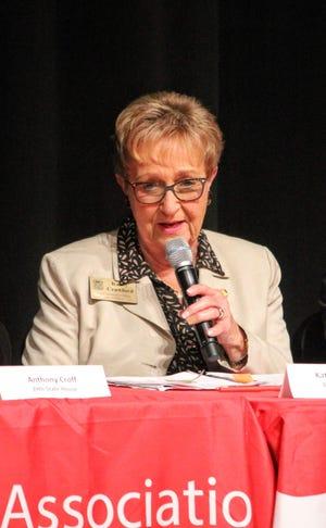 State Rep. Kathy Crawford, R-Novi.