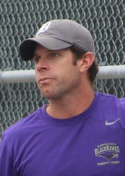 Greg Burks Bloomfield Hills coach