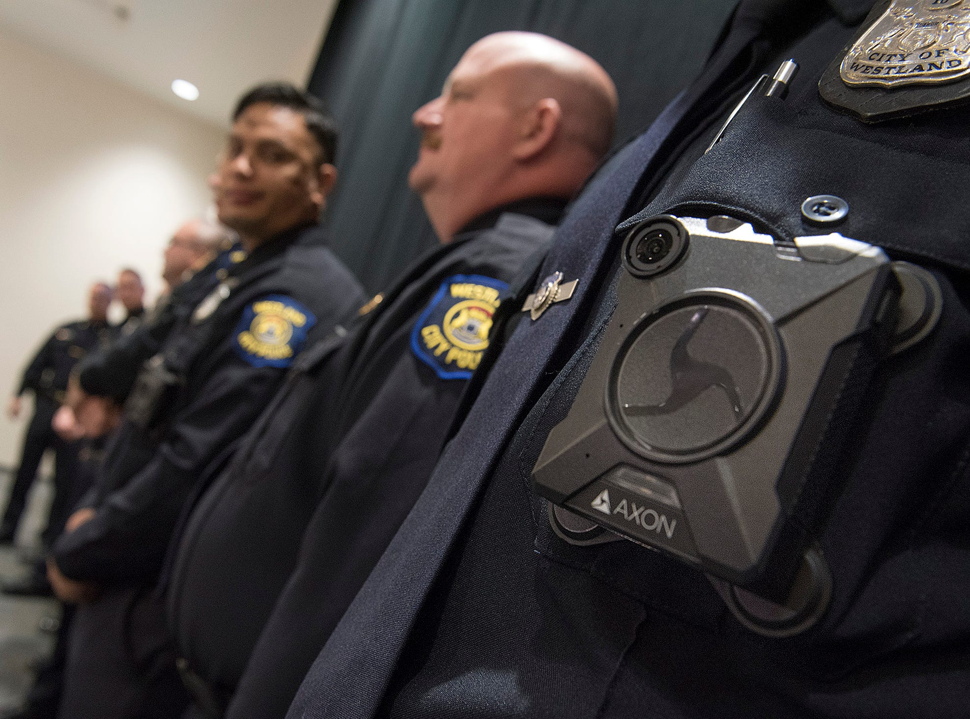 New police body cameras in Westland will help build trust, officials say