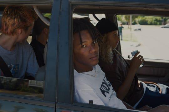 "Na-kel Smith, Olan Prenatt and Ryder McLaughlin star in ""Mid90s."""