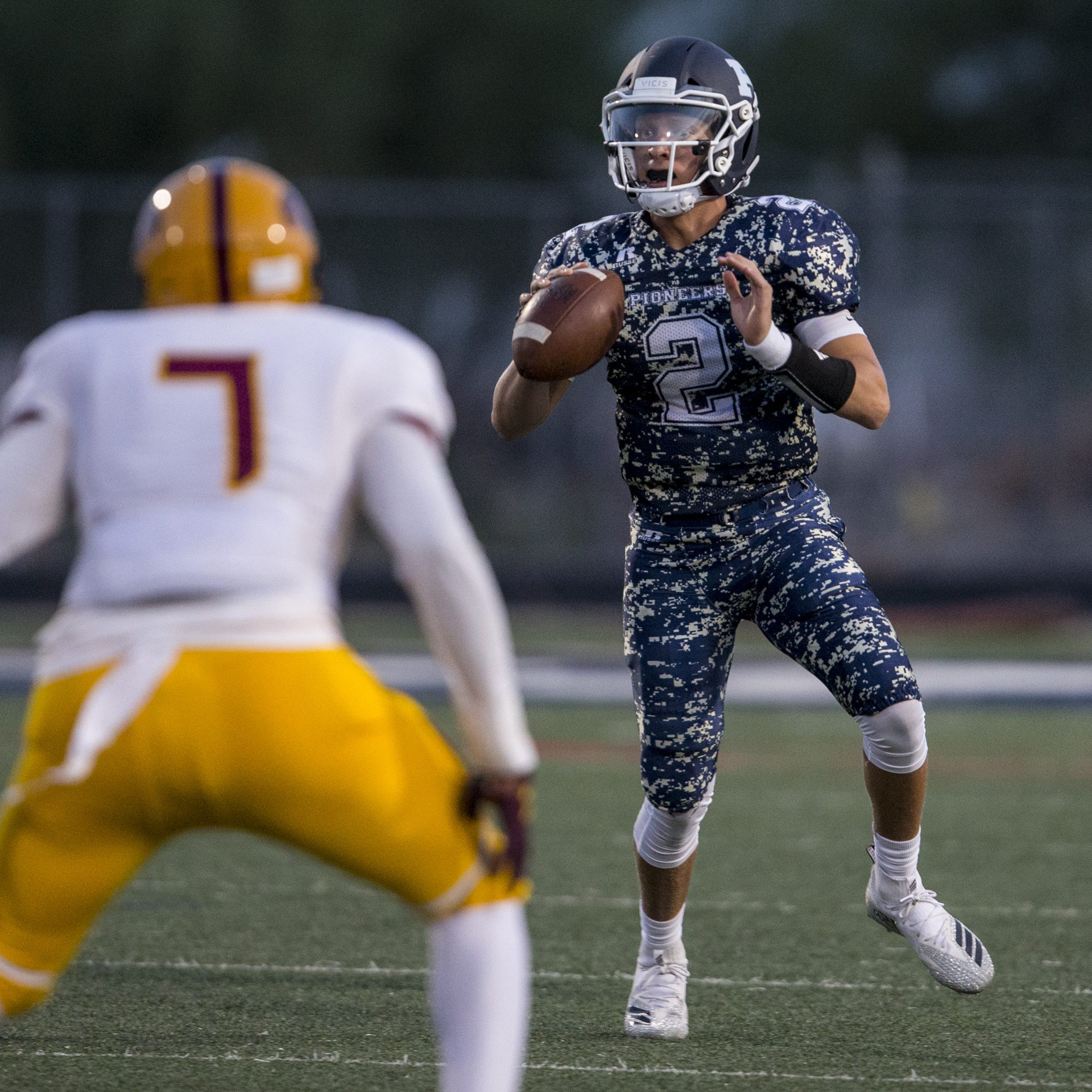 Pinnacle QB Spencer Rattler ruled ineligible for rest of season after violating school policy