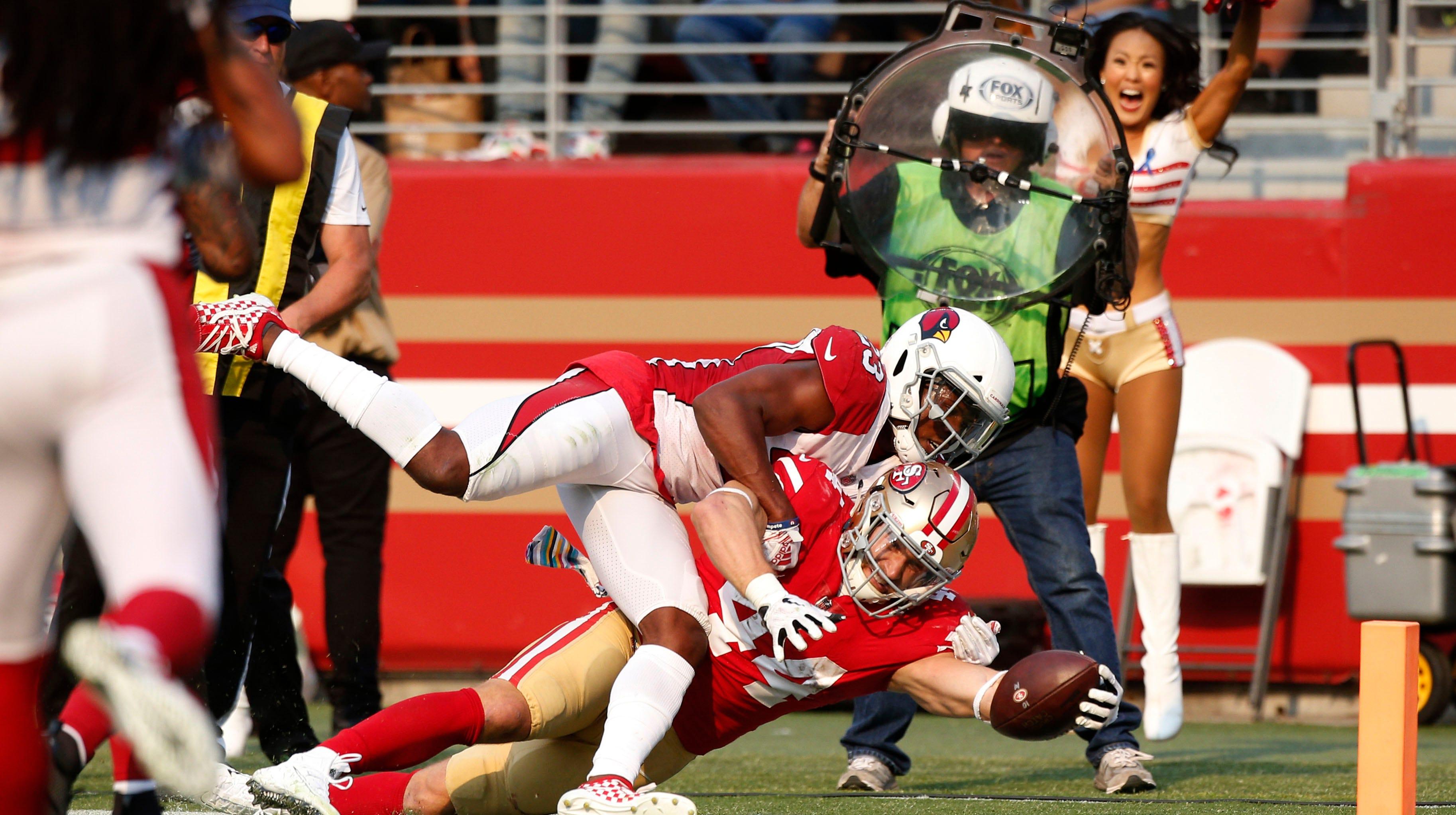 San Francisco 49ers Vs Arizona Cardinals Week 8 Picks Predictions