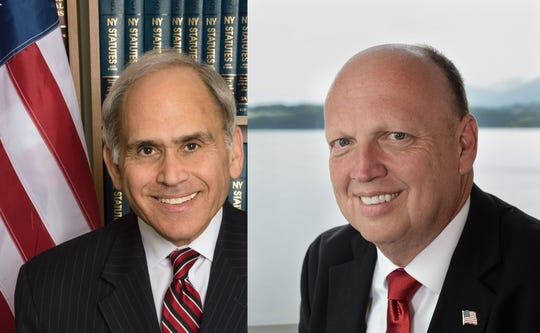 Jonathan Jacobson and Scott Manley are running for the 104th Assembly District.