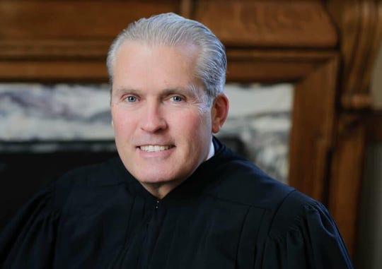 State Supreme Court Justice William E. McCarthy