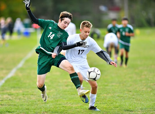 Lancaster County Christian At York Catholic In D3 Class 1 A Boys Soccer Quarterfinal