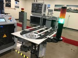 The TMCC Industry 4.0 Lab in Reno demonstrates a scaled down training version of the automated advanced manufacturing tech used at Tesla Gigafactory.