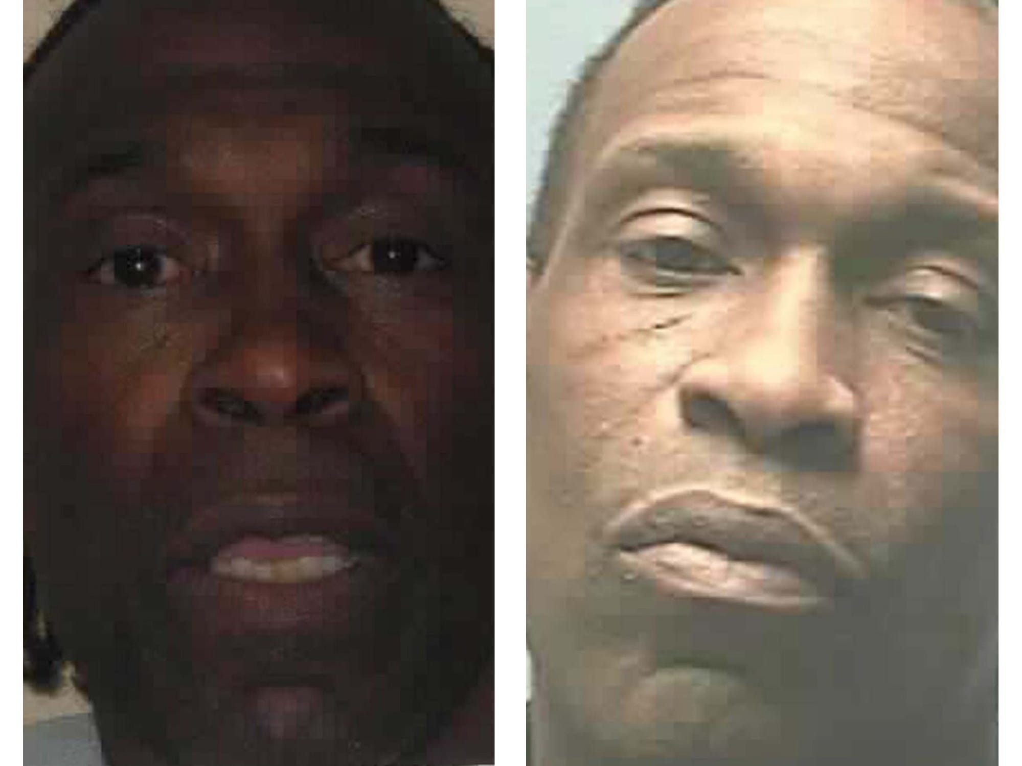 "James Crutcher Jr., 58, is wanted by the Nevada Department of Corrections for escaping from the Casa Grande Transitional Housing center in Las Vegas. He was serving time for burglary. He is 5 feet 8 inches tall, weighs 173 pounds and has black hair and brown eyes. He also has several tattoos including a six-point star on his right arm, the initials ""J.C."" and ""J.R."" on his left arm and the word ""Cassanova"" on his back."