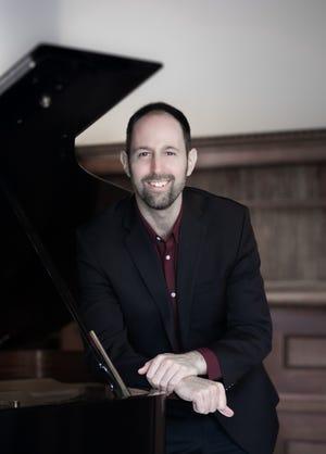 Pianist Spencer Myer