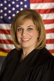 County Court Judge Victoria Argento