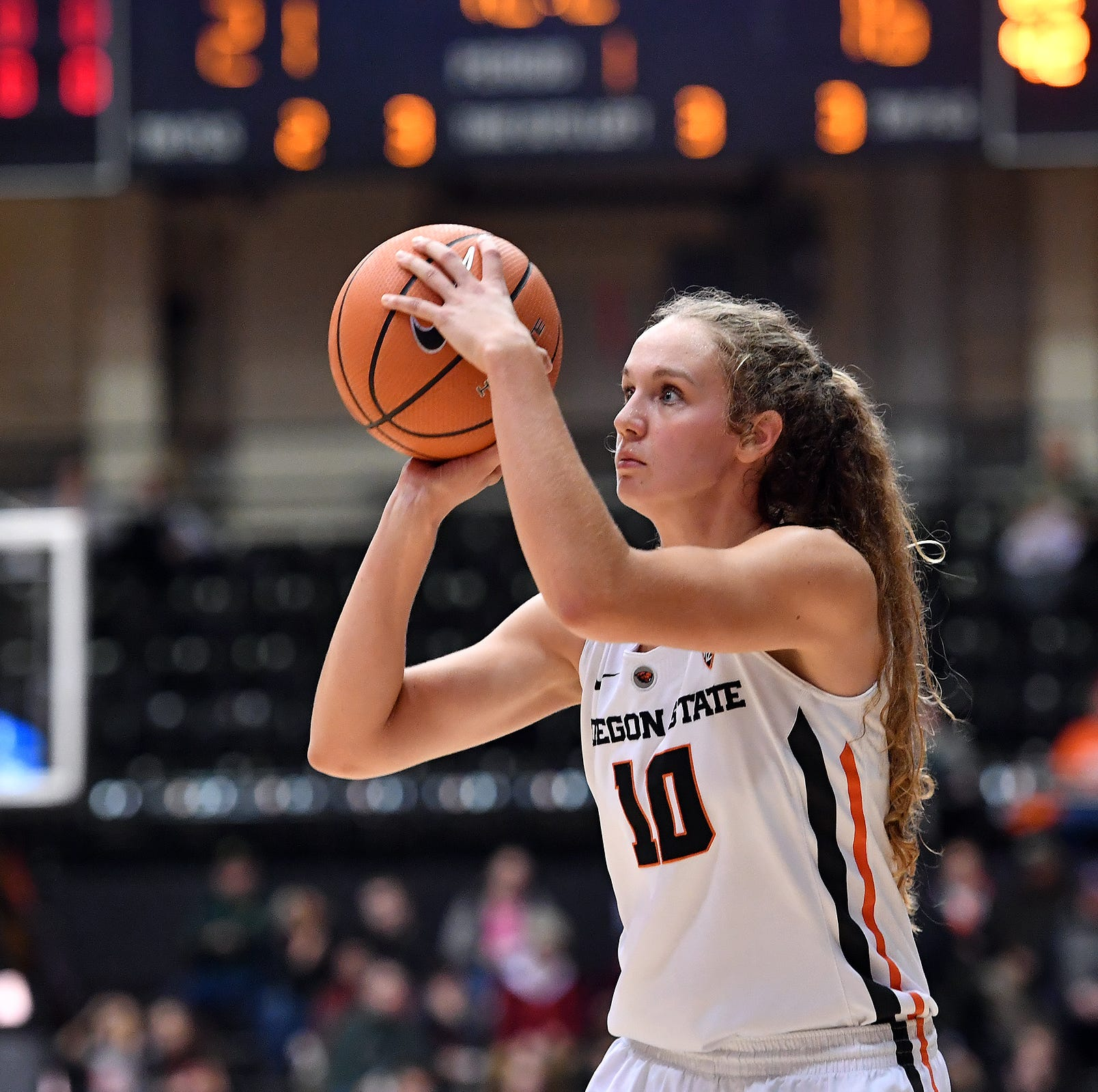 Oregon State Beavers women open NCAA tournament at home