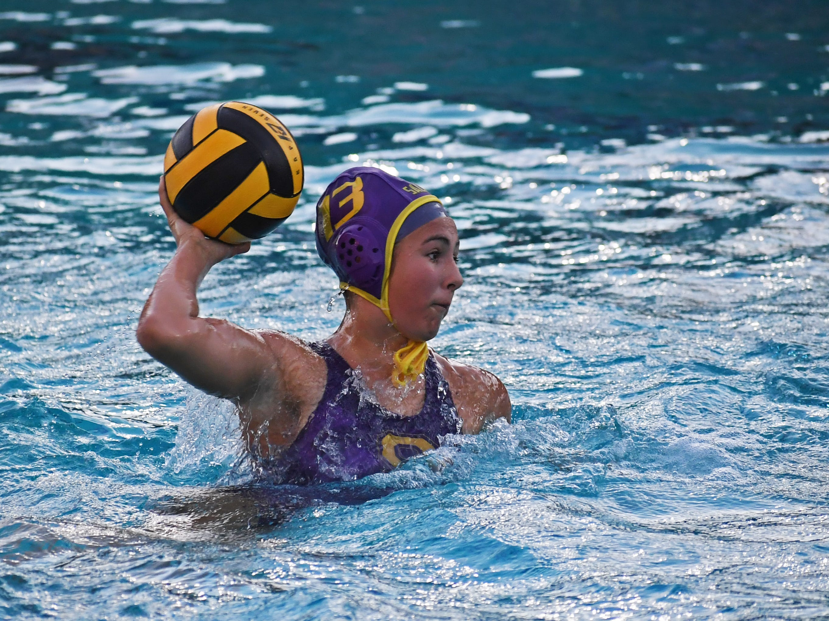 Samantha Reich was named Junior of the Year in the PCAL-Gabilan division and helped the Cowboys move further up the league standings from last season.