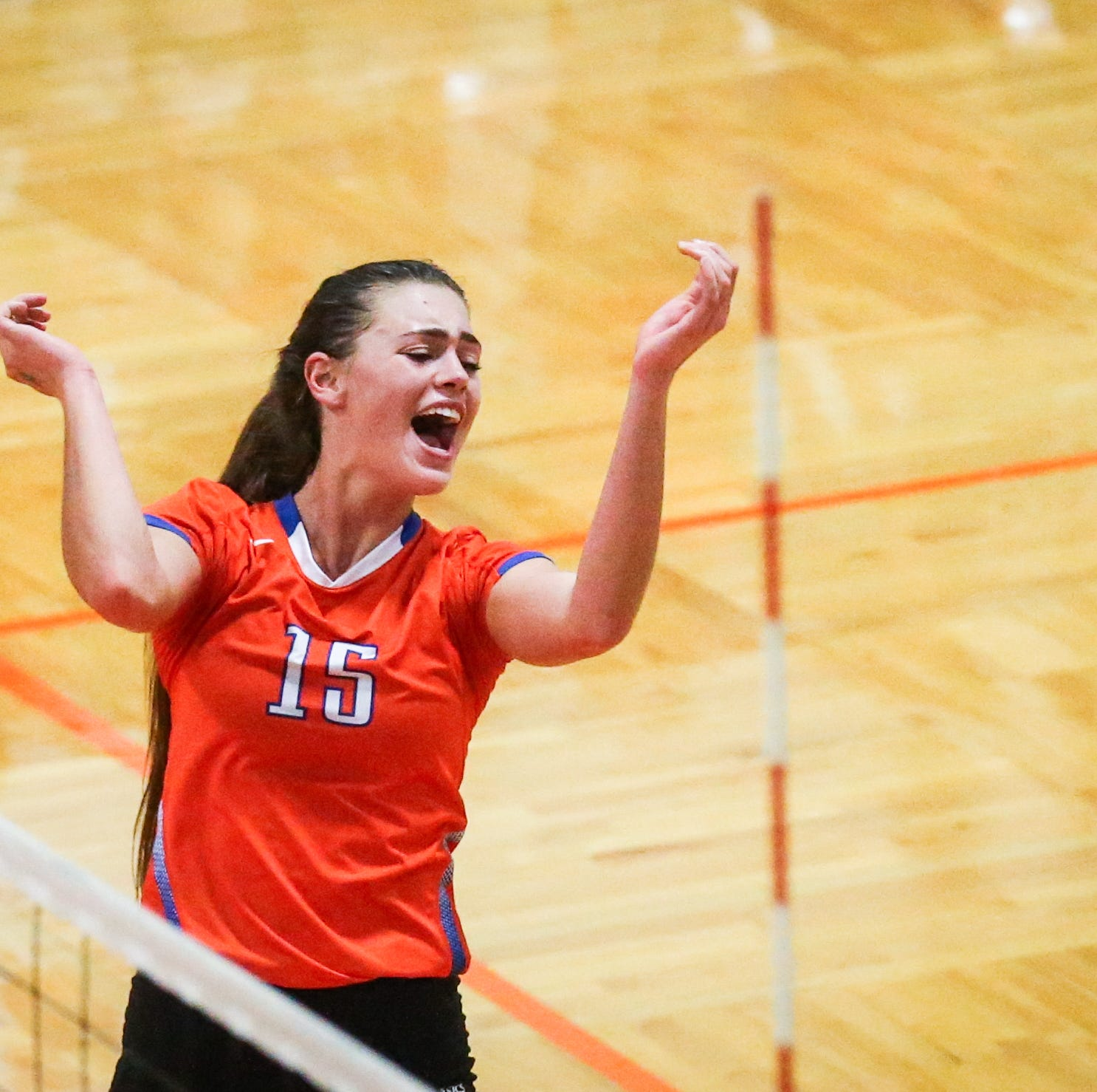 San Angelo Central volleyball standout Southall heading to SMU