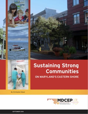A new report takes a look at challenges facing Maryland's Eastern Shore including the economy, access to health care, education and climate change.