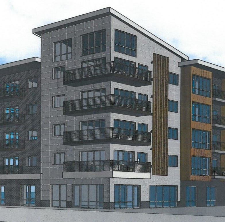 Sheboygan housing: Plan Commission OKs downtown apartments proposal