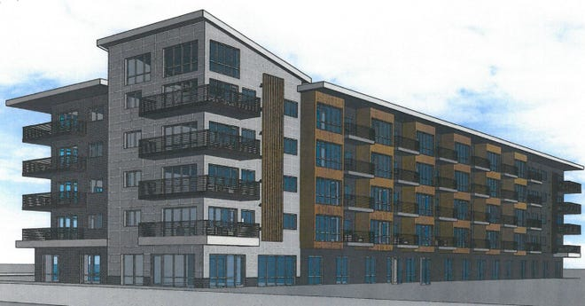 Rendering of 7Penn Apartments