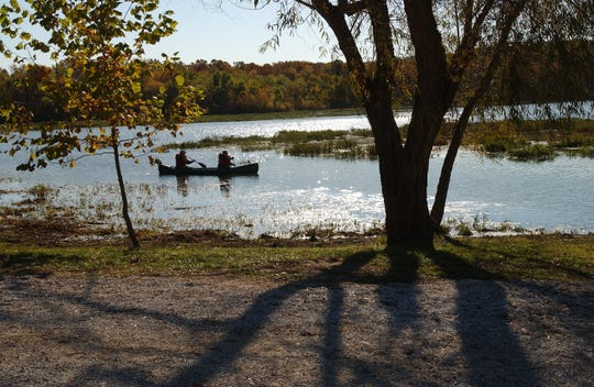 The Springfield Boathouse rents canoes, kayaks and stand up paddleboards at  Lake Springfield. Rentals end Oct. 31.