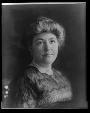 Ellen Wilson, first wife of Woodrow Wilson.