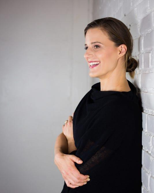 Lauren Groff C Kristin Kozelsky