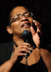 Avis Berry joins the Bob Dogan Jazz Trio at 8 p.m. Friday at Blue Tavern.