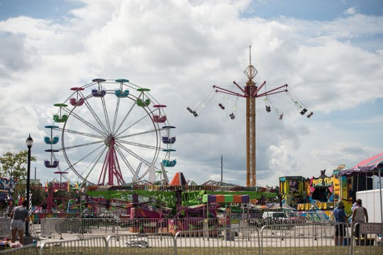 The Treasure Coast Carnival & Music Fest is Friday, Saturday and Sunday at Causeway Cove Marina in Fort Pierce.