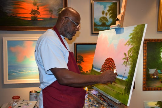 Ray 16 Ray Mclendon Owner Of Highwaymen Art Gallery