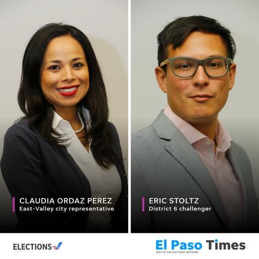 El Paso City Council District 6