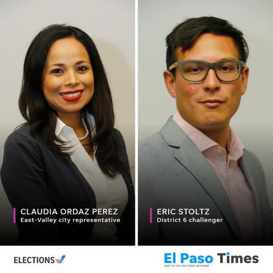 El Paso City Council District 6