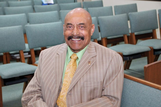 Former Oxnard Councilman Bedford Pinkard has died at the age of 88.
