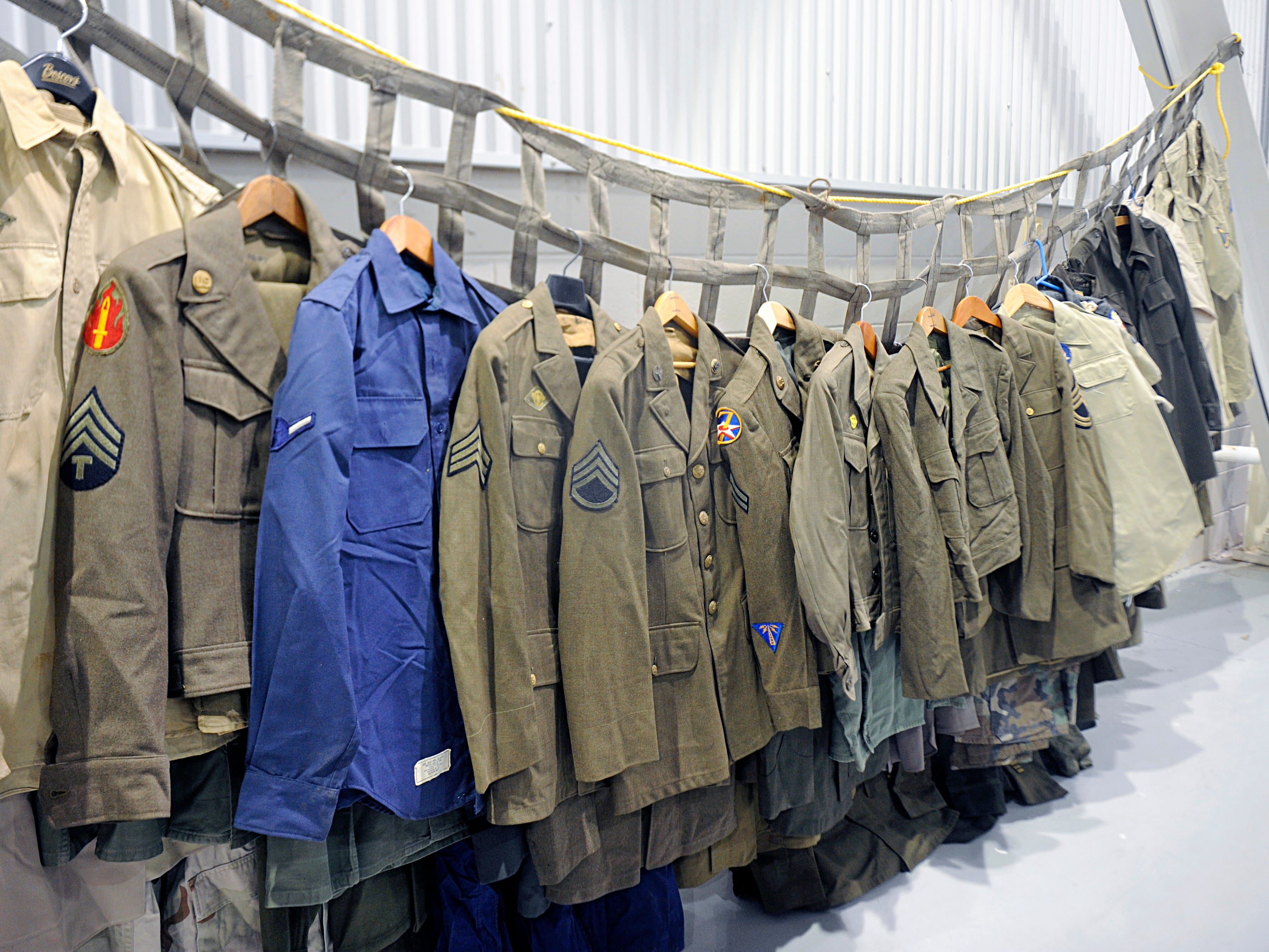 PHOTOS: Military antiques up for auction at Millville Airport