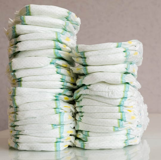 Para Todus Hit is collecting donations for disposable diapers, cloth diapers, pull-ups and wipes.
