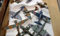 See what military antiques are up for auction at Millville Airport