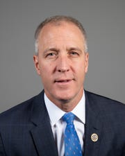 Congressman Sean Patrick Maloney of NY-18th District photographed in the Journal News Headquarters in White Plains on Wednesday, October 24, 2018.