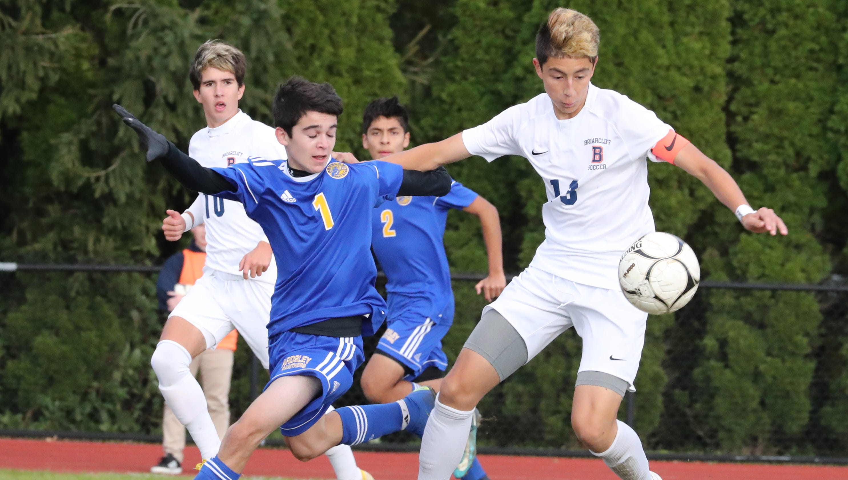 Boys Soccer Section 1 Championship Game Previews And Picks