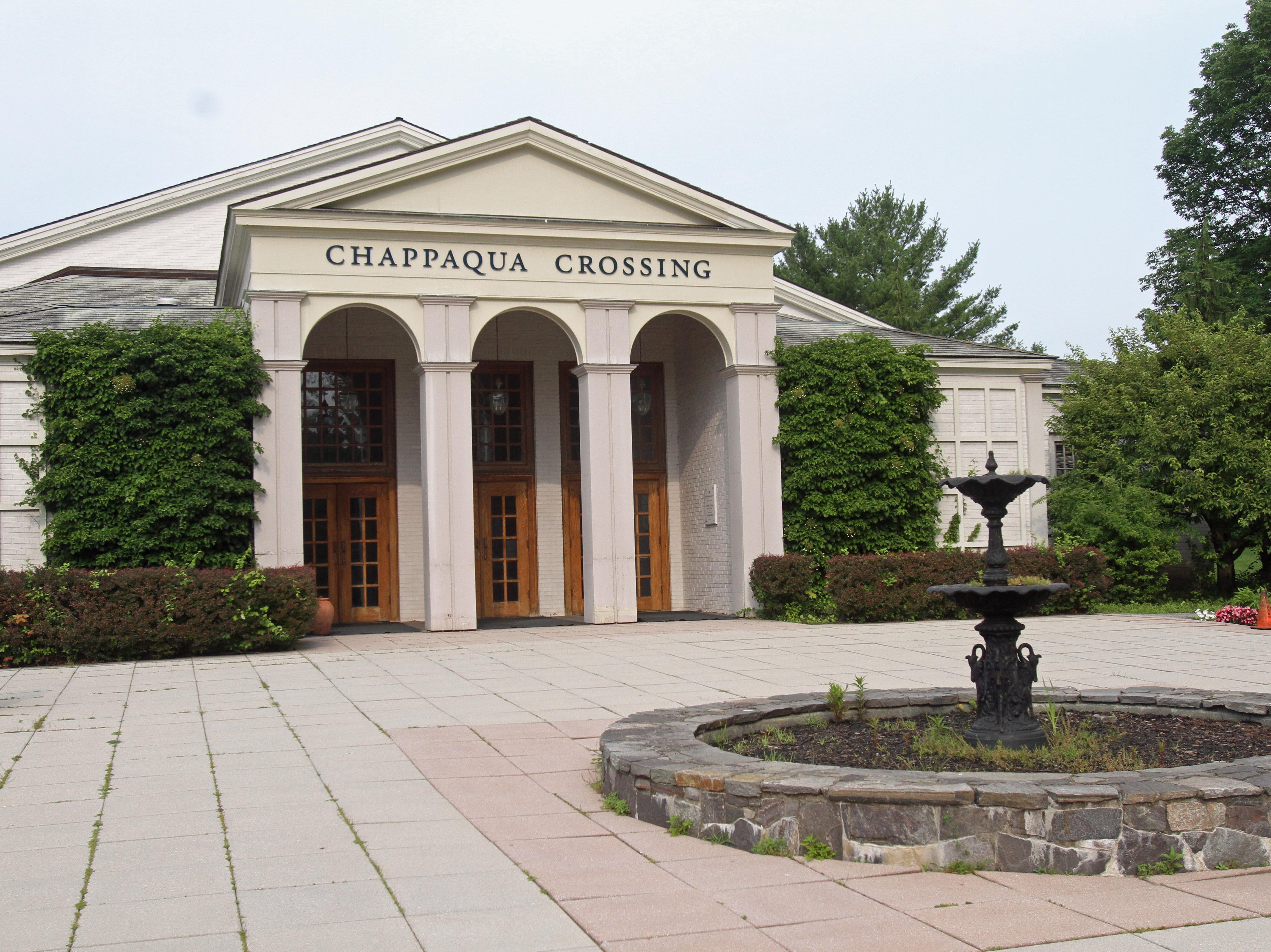 The DeWitt Wallace Auditorium at Chappaqua Crossing in Chappaqua.