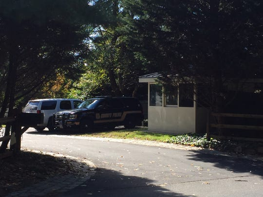 New Castle County Police swept former Vice President Joe Biden's Greenville home Wednesday after suspicious packages were found at both the Clinton's and Obama's offices.