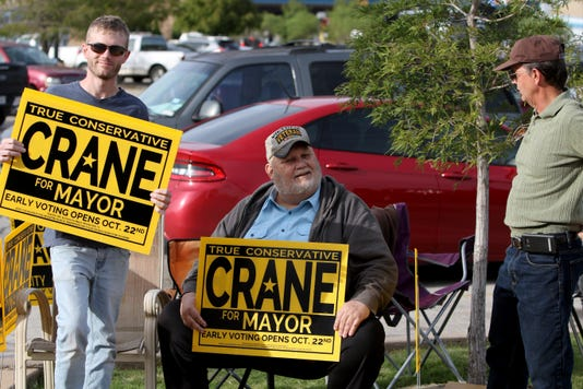 Early Voting Campaigning