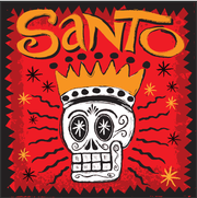 Houston-based craft brewery Saint Arnold Brewing Co. in 2011 tapped local artist Carlos Hernandez to design the label.