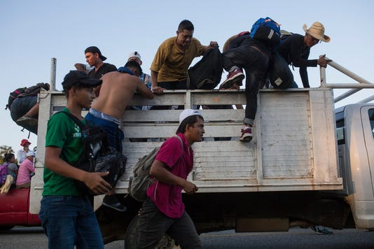 Warning to Trump: Caravan focus could backfire and cost Republicans in the midterms