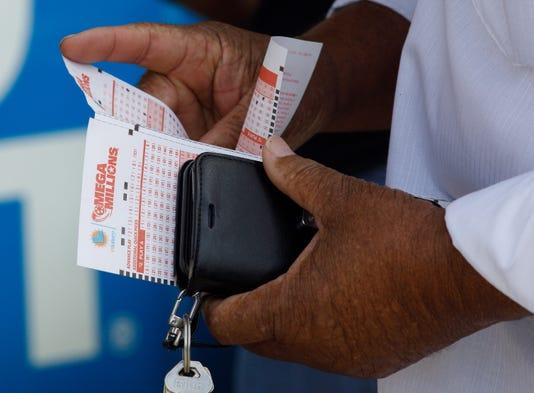 Epa Usa Mega Millions Lottery