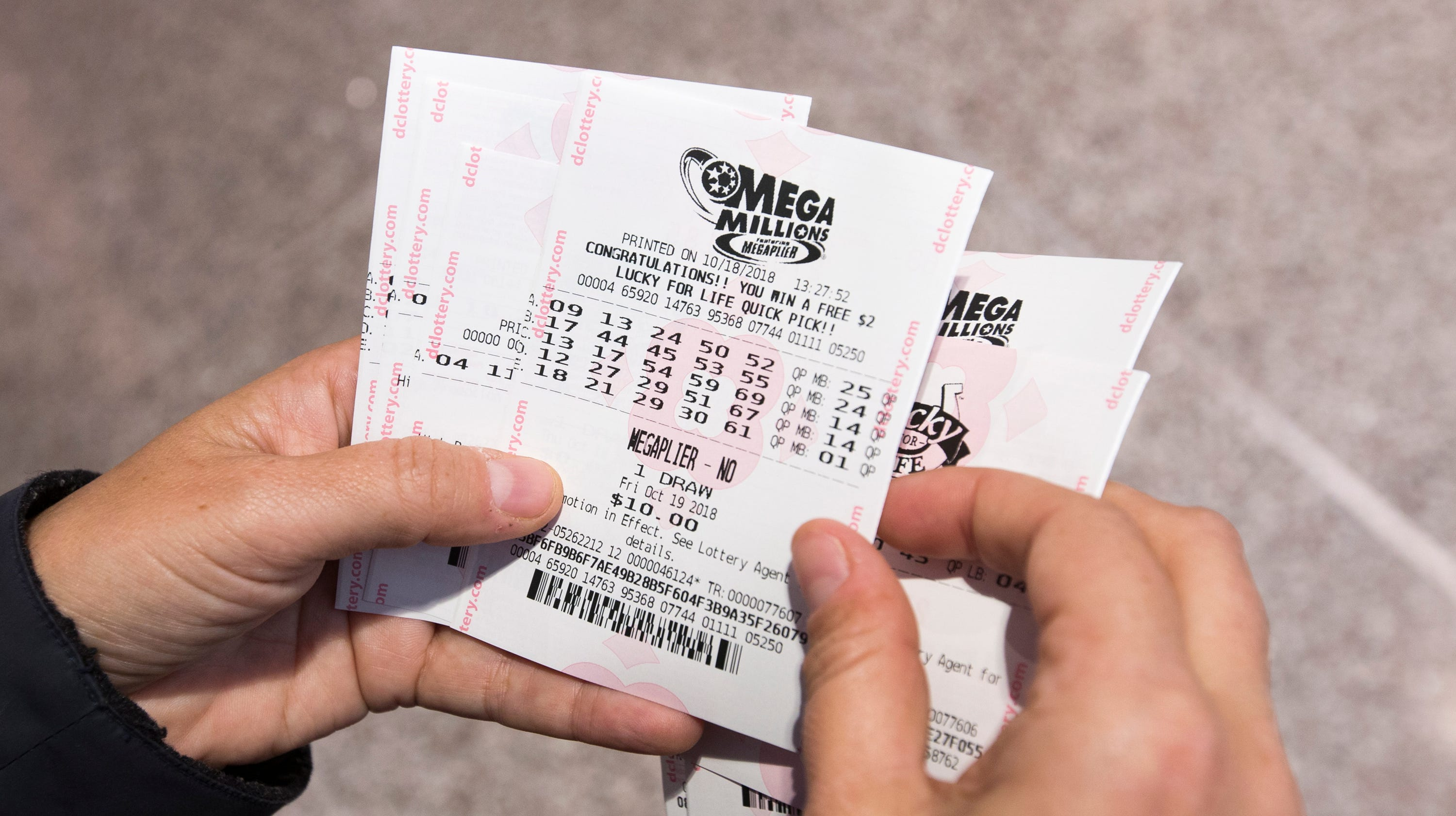 Mega Millions: States that ban lottery purchases with credit