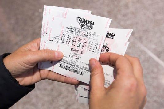 Epa Usa Mega Millions Lottery Lif Gaming Lotteries Usa Dc