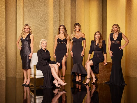 """The Real Housewives of New Jersey"" returns to Bravo."